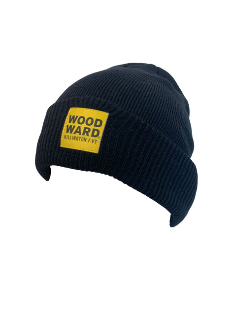 Woodward Killington Stacked Logo Beanie