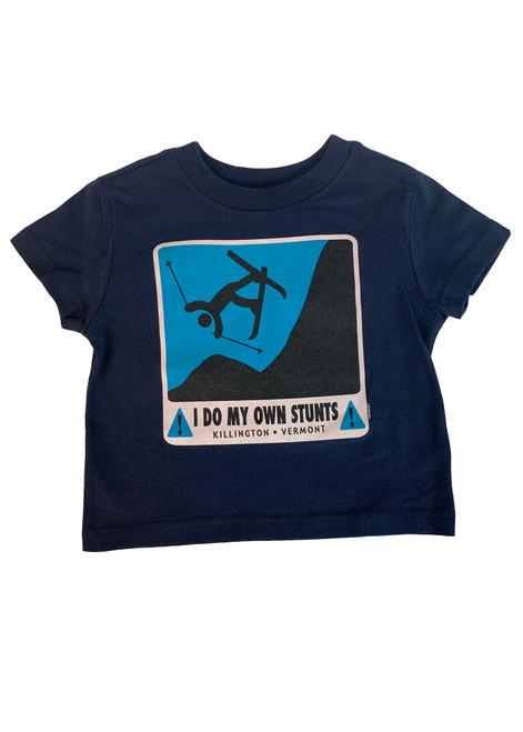 Killington Logo Toddler Stunts T-Shirt