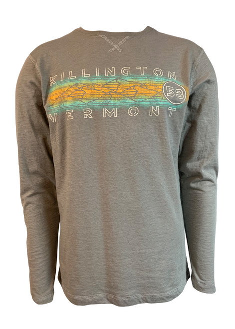 Killington Logo '58 Long Sleeve Tee