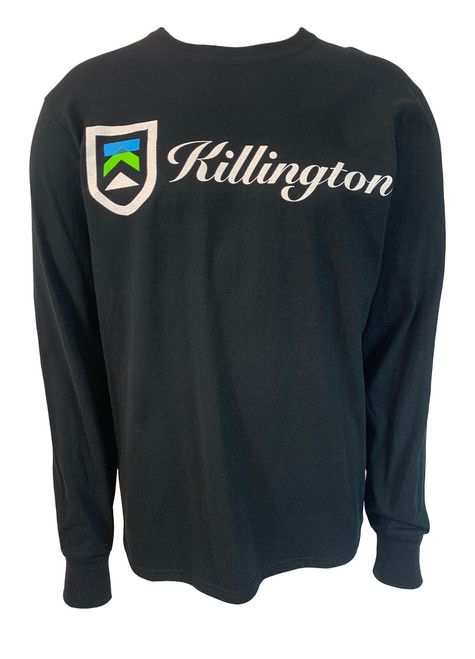 Killington Logo Full Script Long Sleeve Tee