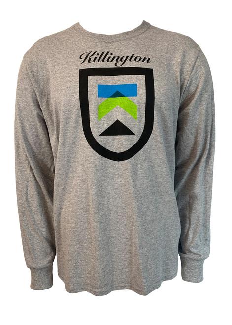 Killington Logo Shield Long Sleeve Tee