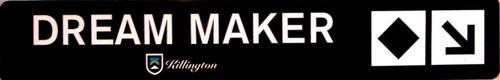 Dream Maker Trail Sign