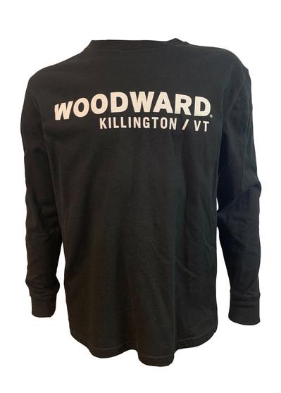 Woodward Killington Logo Youth Long Sleeve Tee