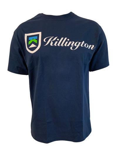 Killington Logo Full Script T-Shirt