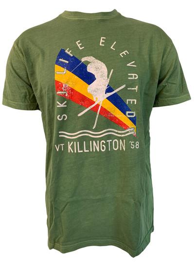Killington Logo Ski Life T-Shirt