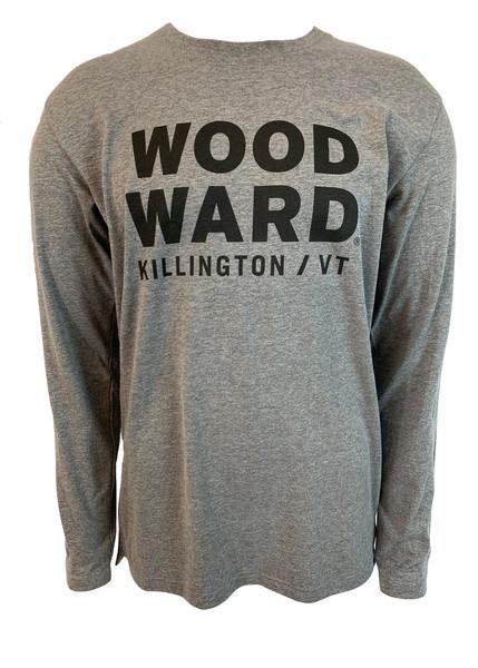 Woodward Killington Stacked Logo Long Sleeve Tee