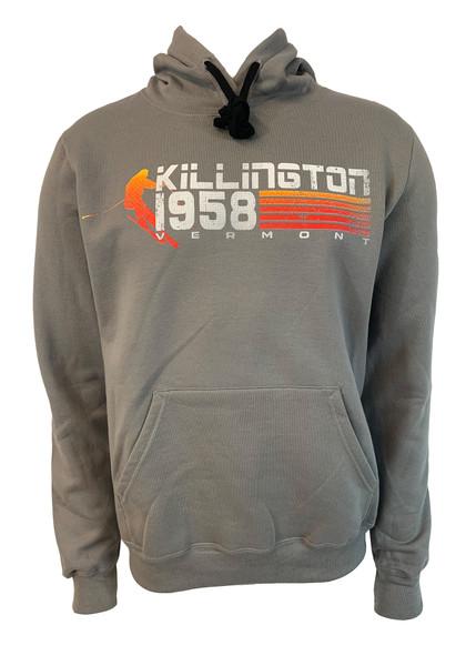 Killington Logo 80's Gradient Hoodie