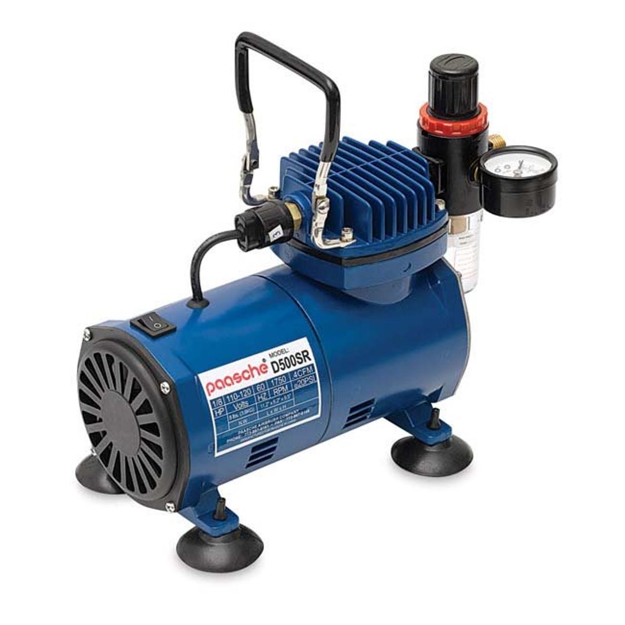 Paasche D500 Air Compressor - Artist & Craftsman Supply