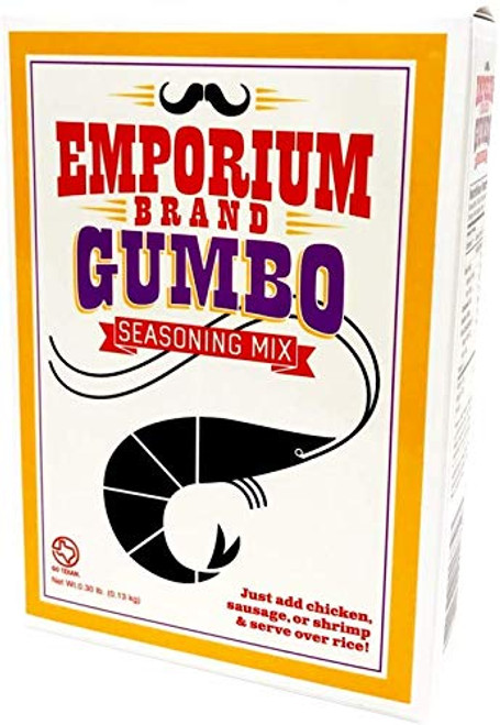 Gumbo Mix Seasoning