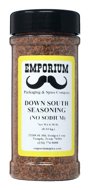 Down South Seasoning (No Sodium)