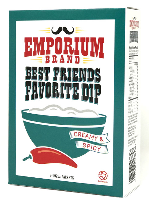 BFF Dip (Best Friends Favorite)