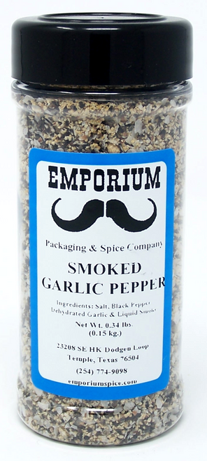 Smoked Garlic Pepper