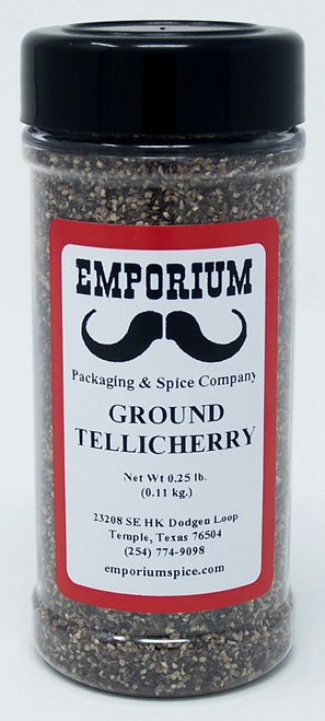 Ground Tellicherry Pepper