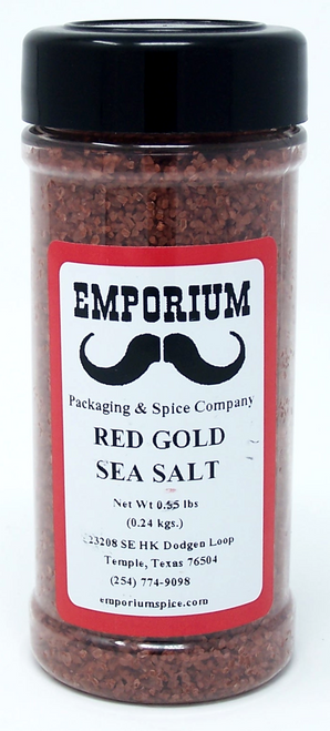Red Gold Sea Salt