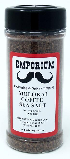 Molokai Coffee Salt