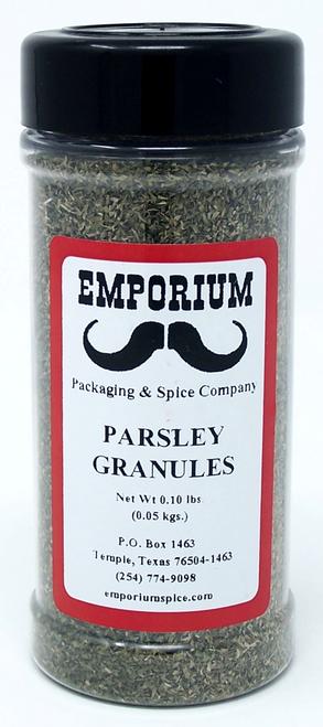 Parsley Granules