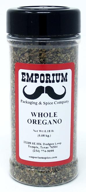 Whole Oregano