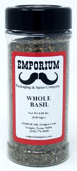 Whole Basil