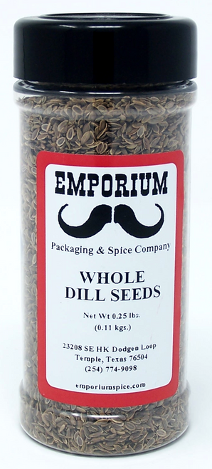Whole Dill Seeds