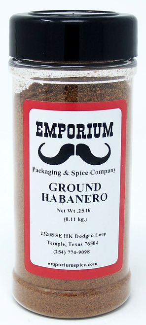 Ground Habanero