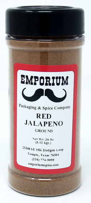 Ground Red Jalapeño
