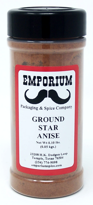 Ground Star Anise