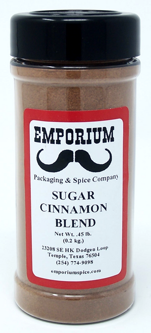 Sugar Cinnamon Blend