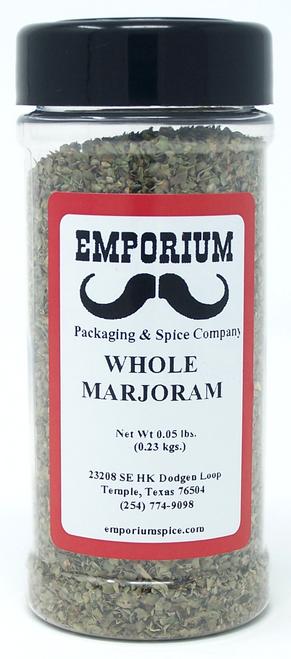 Whole Marjoram