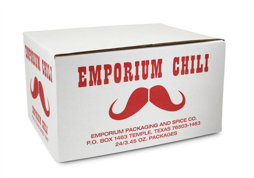 Chili Case - 24 Pack of Chili Kits