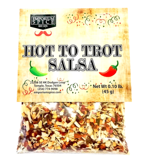 Hot To Trot Salsa