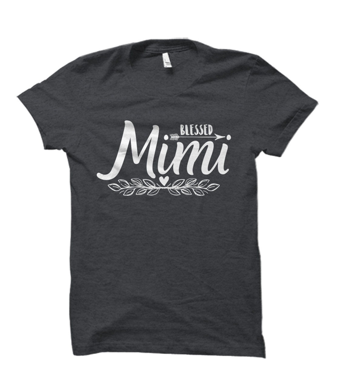 4c36b838 Blessed Mimi Adult T-Shirt - Party Explosions