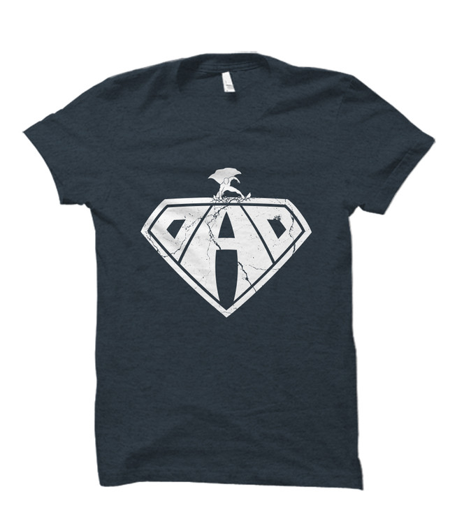 Super Dad Adult T-Shirt