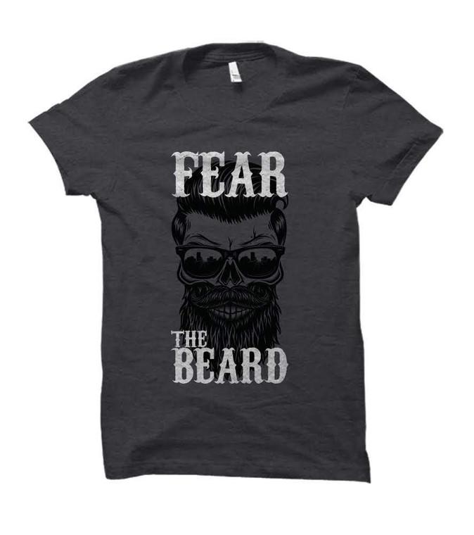 Fear the Beard Adult T-Shirt