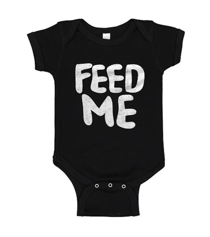 Feed Me Infant Onesie