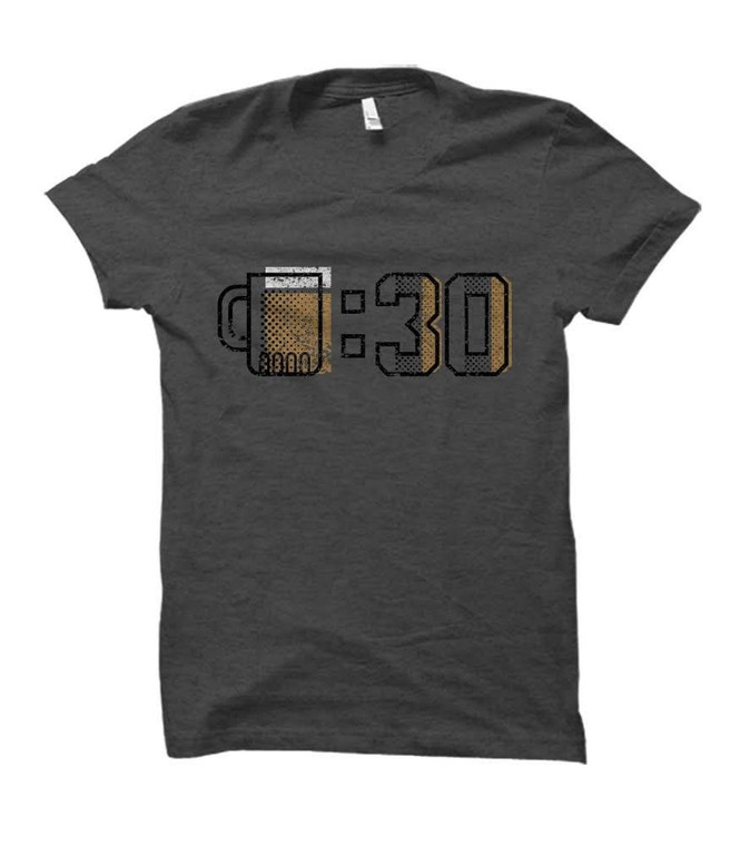 Beer Thirty Adult T-Shirt