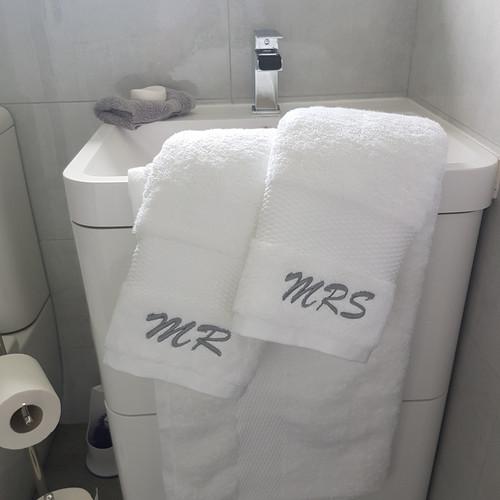 Wedding Towel Set