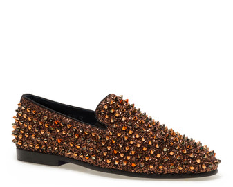 Luxor Bronze Studs Slip-on Loafer (LUXOR-BRONZE)
