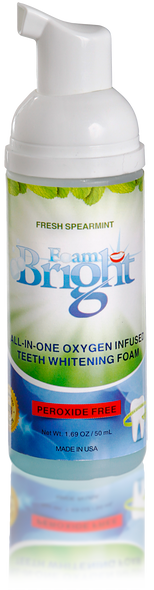 FoamBright Cleansing Toothpaste