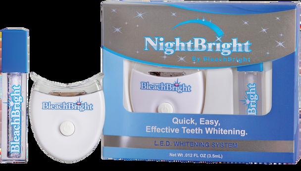 NightBright L.E.D Home Whitening