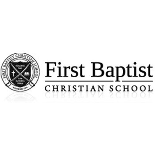 First Baptist Christian School - Tuition Scholarship  Grades 7th - 12th