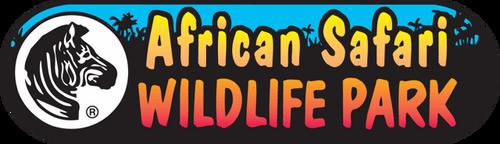 African Safari Wildlife Park 2021 Family Fun Pack