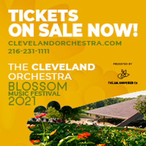 """The Cleveland Orchestra's """"Mozart in the Meadows"""""""
