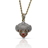 10K Yellow Gold I.T. Pendant 0.84ct with Chain