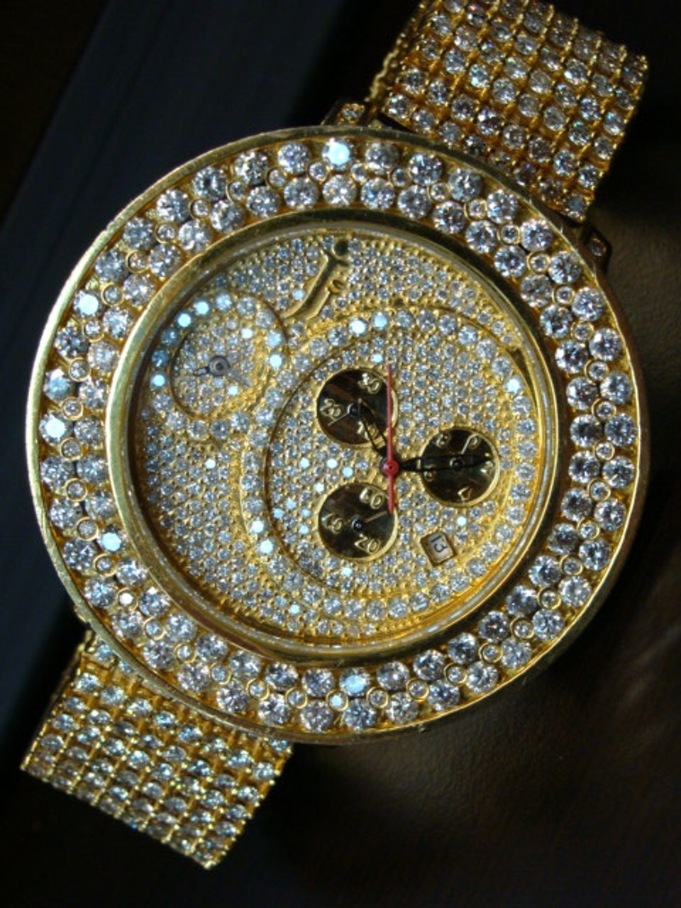 Watches Johnny S Signature Watches Diamond Watches King Johnny