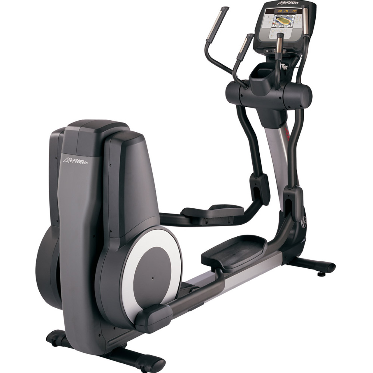 Life fitness 95x elliptical elevation achieve series