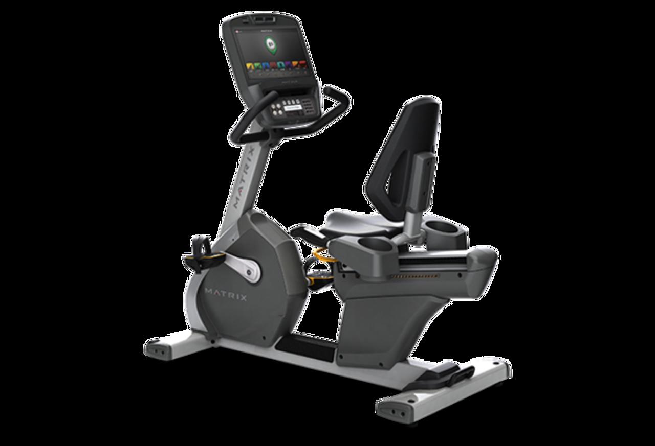 Matrix 7xe recumbent exercise bike