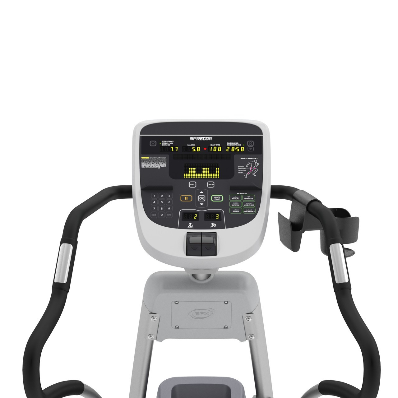 Precor 833 EFX elliptical