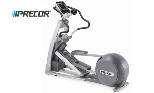 Precor 546i experience elliptical