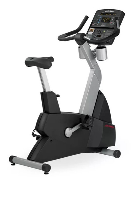Life fitness upright bike CLSC integrity series