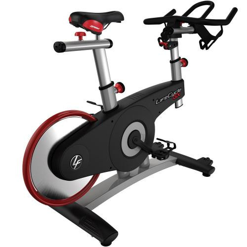 Lifecycle GX spin bike by Life Fitness